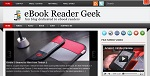 Online Success Story: eBook Reader Geek