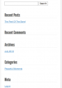Case Study: WordPress Sidebar Customization