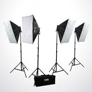 Continuous Video Lighting