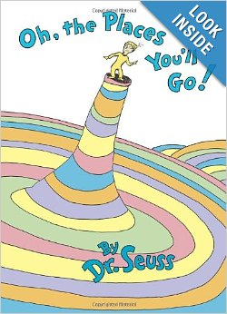 dr seuss places you'll go