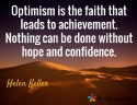Learned Optimism: How To Be Optimistic