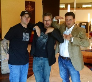 Bryan Zimmerman, Joel Comm, E Brian Rose