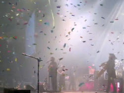 Avett Brothers Concert on New Year's Eve 2014