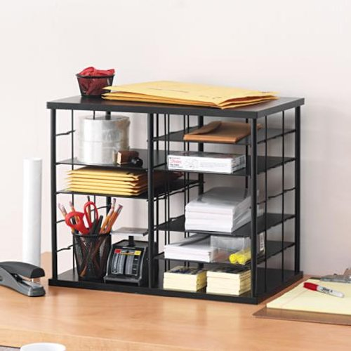 How to organize your desk for productivity - Desk organization products ...