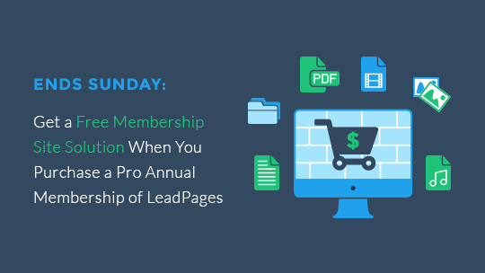 LeadPages with Wishlist Member