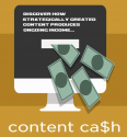 Content Cash: Make Easy Money With Content