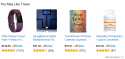 Amazon Native Shopping Ads Example