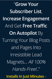 Blog Marketing - Build Your List & Grow Your Readership