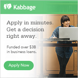 Get Quick Approval for Working Capital with Kabbage