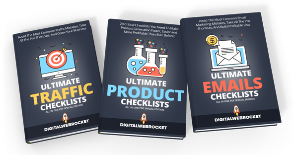 Internet Marketing Checklists