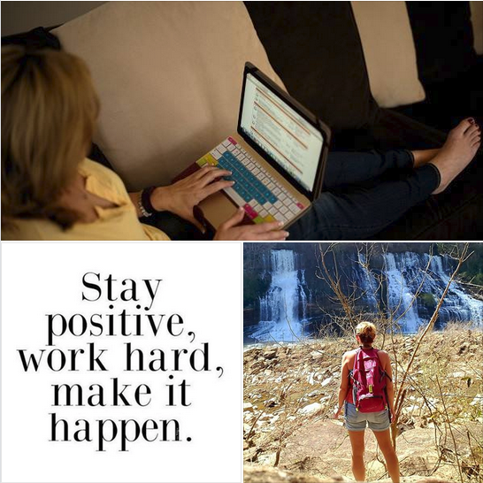 Lynn Terry, ClickNewz - Work Hard, Make It Happen!