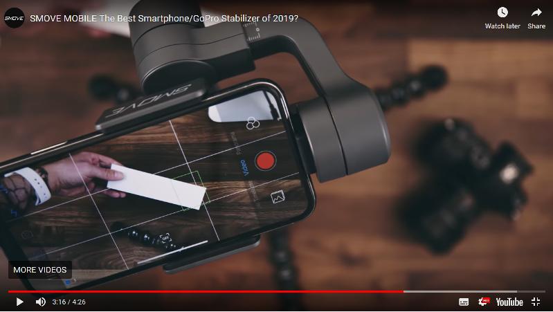 Smove Demo Videos