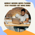 Productivity Staying Focused